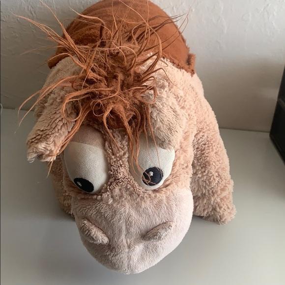 Toy Story Bullseye Pillow Pet